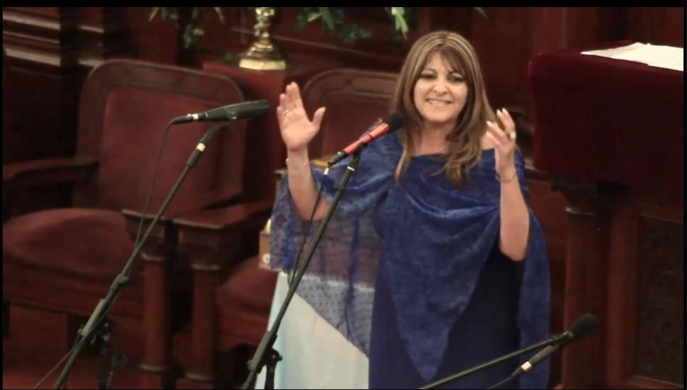 Silvina Vergara in Concert