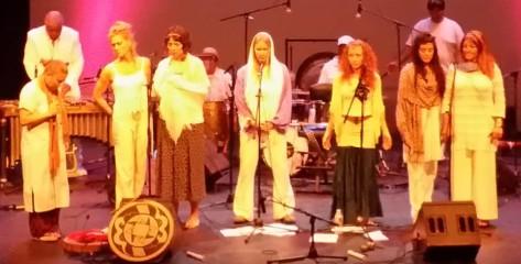 Silvina Vergara Sound Healing Concerts-Events-Workshop. Oct 27th, 2013